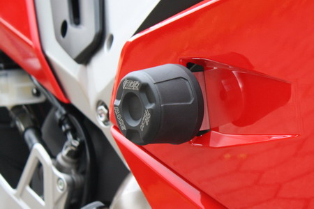 Honda Vfr 800 2014 Sliders Crash Protectors Wild Hair