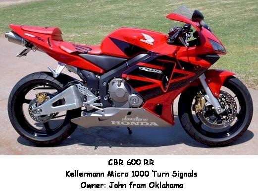 cbr 600 red
